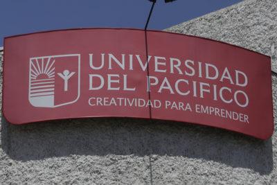 Alumnos de U. del Pacífico presentaron su descontento por el plan entregado del Mineduc