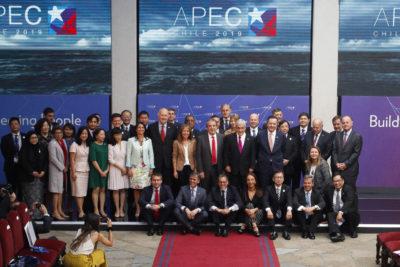 """Piñera lanzó APEC 2019: """"Cuando países se integran sacan lo mejor de sí mismos"""""""