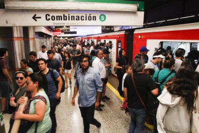 Transporte público adelanta el horario punta: estas son las medidas y desvíos adoptados por Año Nuevo