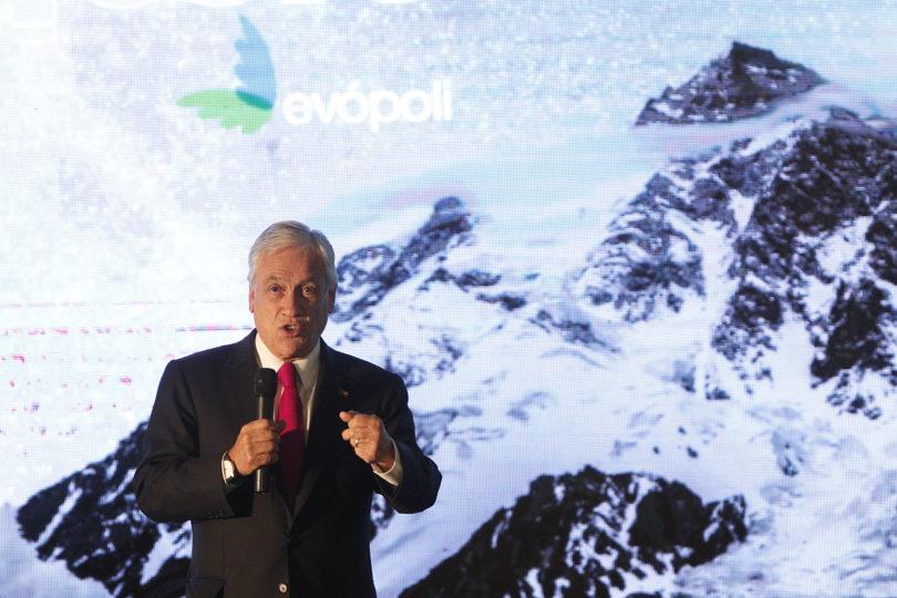 """Piñera: """"La izquierda promete el paraíso, pero nos va a entregar el infierno"""""""