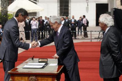 Andrés Couve es nombrado titular del nuevo Ministerio de la Ciencia, Conocimiento y Tecnología