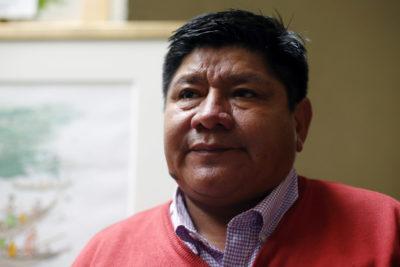 """Padre de Camilo Catrillanca ante posibles disculpas públicas de Carabineros: """"Es un chiste"""""""