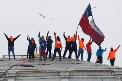 Trabajadores portuarios analizan retomar paro ante retraso de TPS en pago de bonos