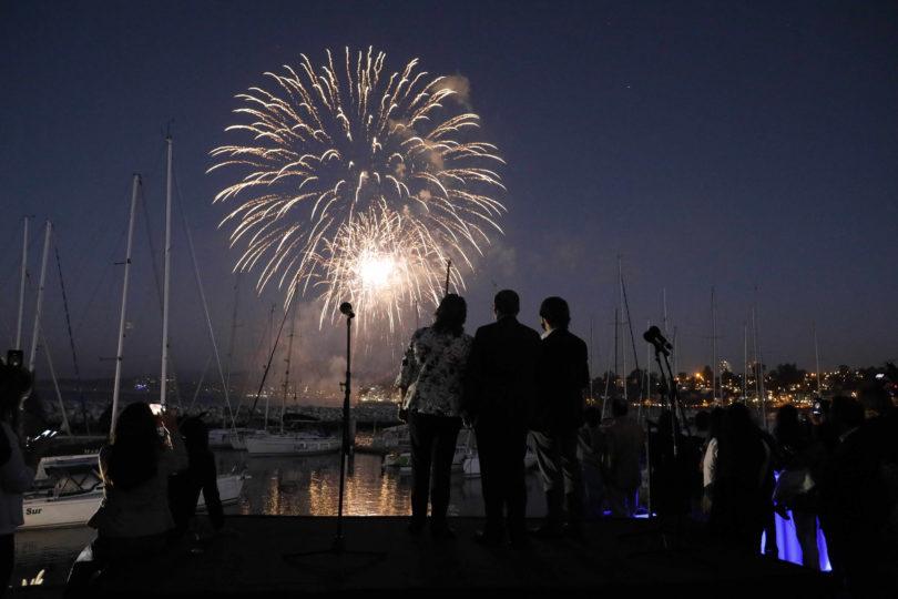 Ano Nuevo Los Mejores Shows De Fuegos Artificiales Que Se Podran