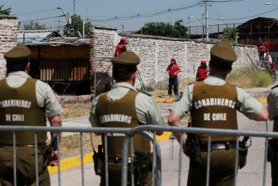 Presentan recurso de amparo por golpiza de Carabineros a mujer embarazada en Legua Emergencia