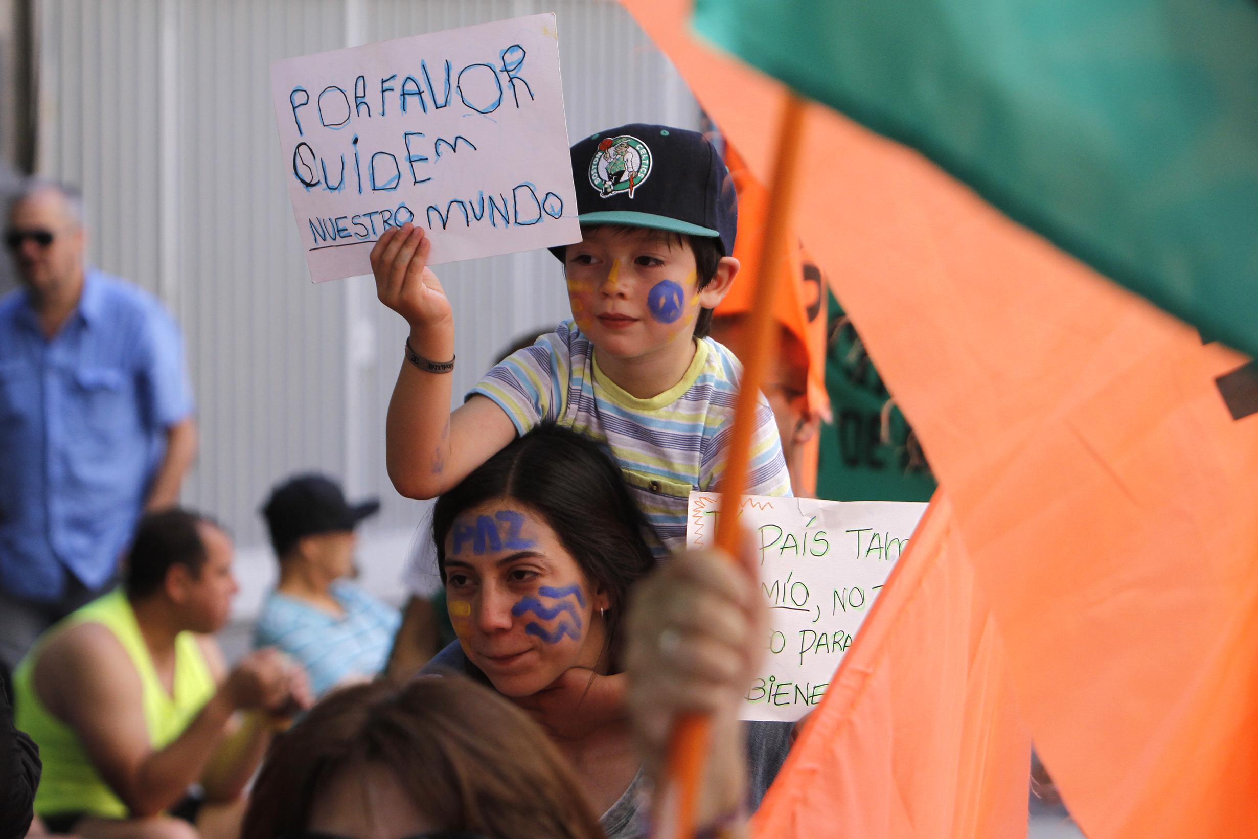 Lanzan observatorio para hacer seguimiento a la nueva ley de cambio climático en Chile