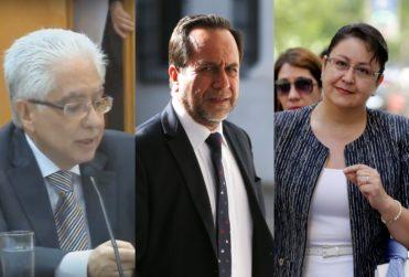 Ministro Aránguiz: el primo de Ramiro Mendoza que validó el retorno de Dorothy Pérez a Contraloría