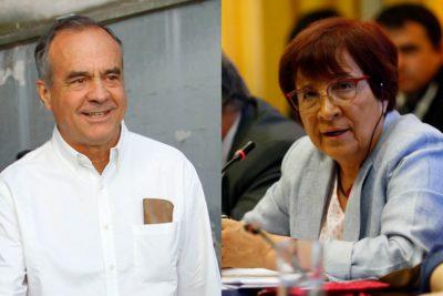 Ignacio Walker reaparece para rechazar ley contra el negacionismo y Carmen Hertz le responde con todo en Twitter