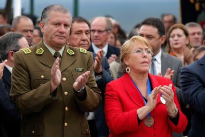 Carroza procesa a Villalobos como cómplice en caso Manzano y ordena detención