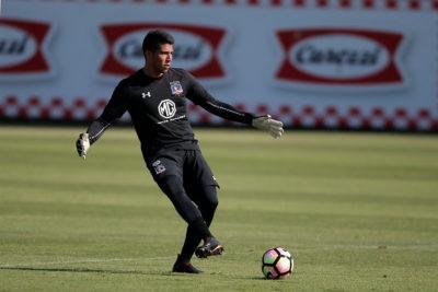 """Brayan Cortés buscaría salir de Colo Colo: """"Es una opción salir a préstamo"""""""