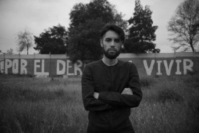 Camilo Antileo: la voz y fuerza del Rock Mapuche
