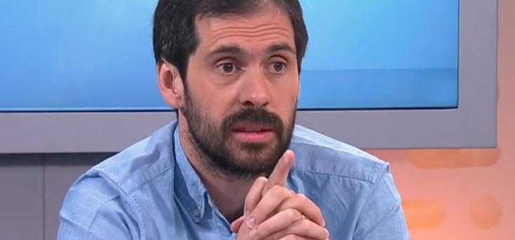 """Nicolás Grau a la derecha por Pacto Migratorio: """"Anda a decirles que hay que poner restricciones al flujo de capital"""""""