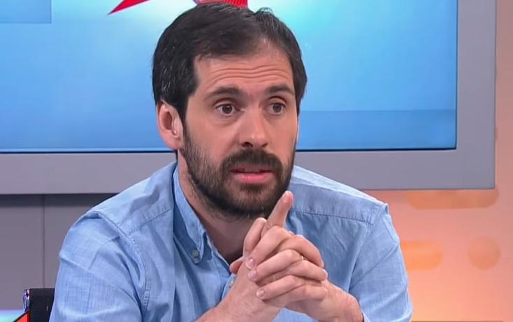 """""""Nicolás Grau a la derecha por Pacto Migratorio:"""