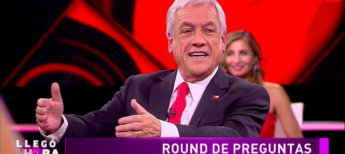 """Piñera: """"Conozco millones de chilenos que se quedan en hostales y no por eso pierden su dignidad"""""""