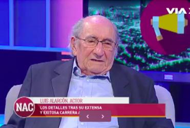 """Luis Alarcón desclasifica su salida de TVN: """"Ni un café me invitaron cuando se terminó mi contrato"""""""