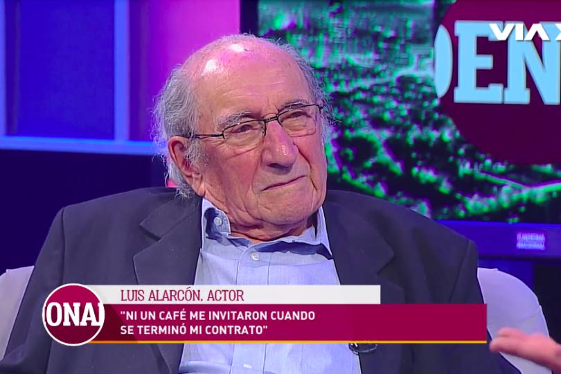 VIDEO | Luis Alarcón desclasificó su triste salida de TVN y envió mensaje a ejecutivos por no reconocer su trabajo