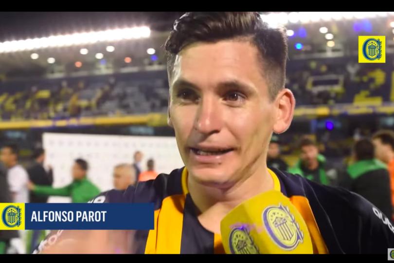 """Alfonso Parot se llena de aplausos tras ganar Copa Argentina: """"En ataque fue una fiera"""""""