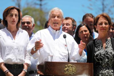 """Piñera y retiro del """"Comando Jungla"""" de la Araucanía: """"Vamos a retirar al Gope, pero vamos a reforzar las Fuerzas Especiales"""""""