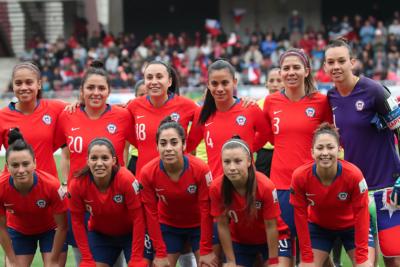 La Roja femenina ya tiene rivales para el Mundial de Francia 2019