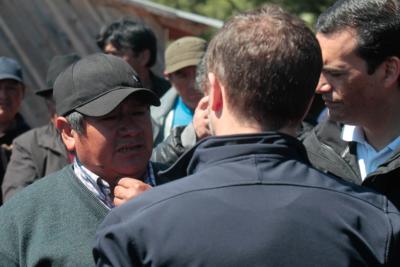 """Padre de Camilo Catrillanca y salida del Comando Jungla: """"El Presidente no ha entendido lo que le hemos dicho"""""""