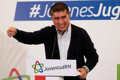 Presidente de RN rechaza el retiro del Gope de La Araucanía