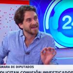 """""""Acaba de cruzar todos los límites"""": diputado Winter estalla con polémica frase de Carlos Larraín sobre Catrillanca"""