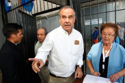 Hasta Ignacio Walker le mandó a decir un par de cosas a Piñera por no firmar el Pacto Migratorio