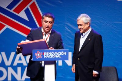 """Mario Desbordes: """"La migración en Chile estaba en tierra de nadie"""""""