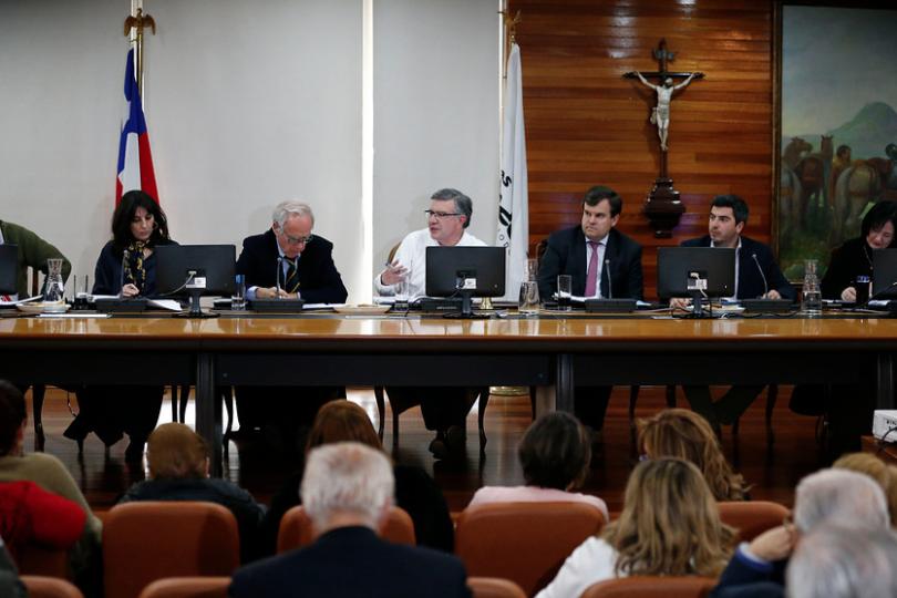 Concejales de Las Condes en contra de la comunidad (sic)