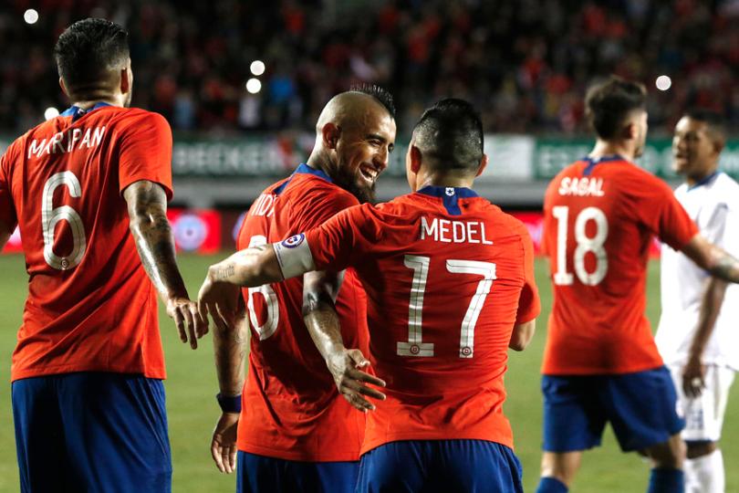 Chile ya tiene dos nuevos amistosos para marzo: México y Estados Unidos