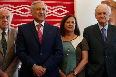 Siete ex Cancilleres critican a Piñera por rechazar Pacto Migratorio