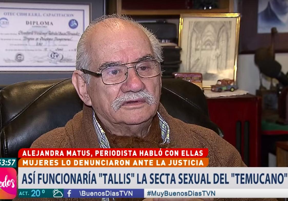 Tito Fernández declara en tribunales por acusaciones de abuso sexual