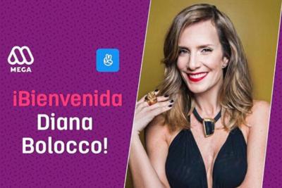 Diana Bolocco deja Canal 13 y se incorpora como rostro principal de Mega