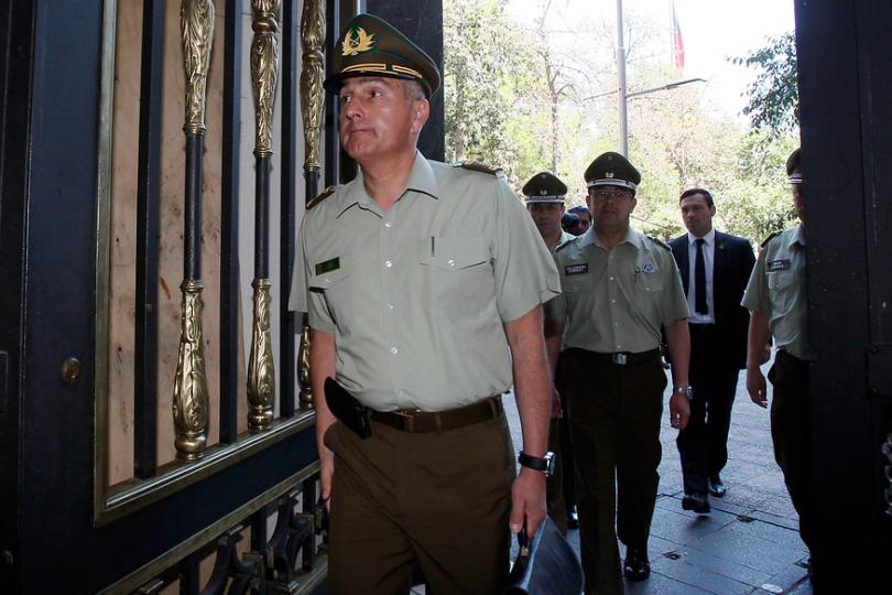 """General Rozas: """"El retorno del GOPE a La Araucanía está descartado"""""""