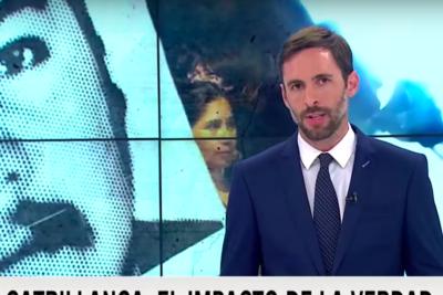 """""""¿Ese es el estándar?"""": Matamala se puso a la fila de críticos a Gonzalo de la Carrera por noticia falsa sobre Vallejo"""