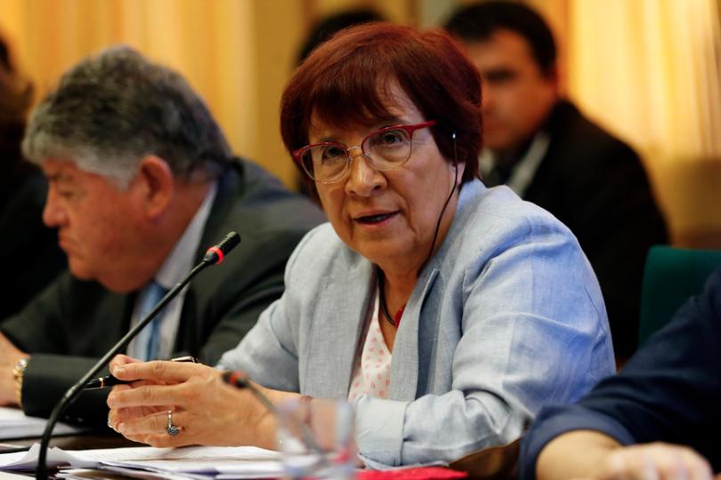 """Carmen Hertz y propuesta UDI contra el """"Che"""" Guevara: """"Tiene algo de patético y bastante de ridículo"""""""