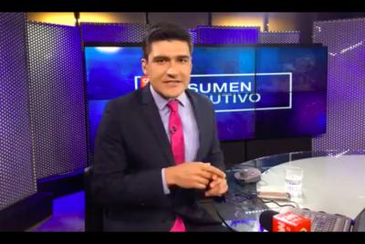 """""""Plantaron evidencia en mí"""" y """"nunca me leyeron mis derechos"""": ex periodista de CNN Chile asegura haber sido extorsionado por policía mexicana"""