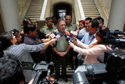 """Hermes Soto: """"Tenemos la obligación de recuperar la confianza del país"""""""