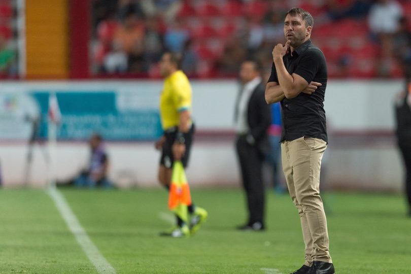 Eduardo Coudet sería candidato para dirigir a Colo Colo tras reunión con Espina