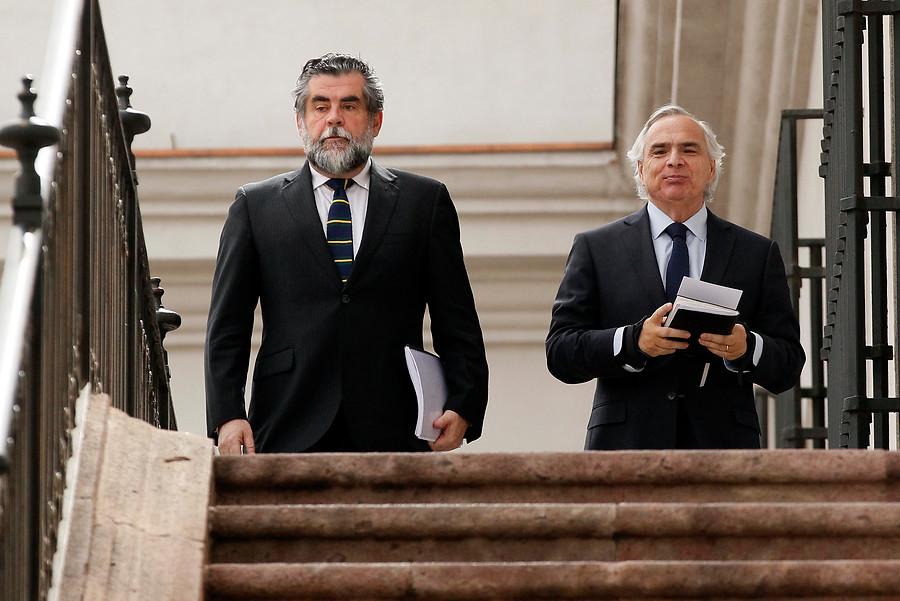 """""""Interior instruyó el 13 de noviembre a Carabineros para tratar de evitar uso de armas"""""""