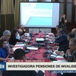 Solo llegaron dos diputados: comisión por irregularidades en pensiones se suspende por falta de quórum