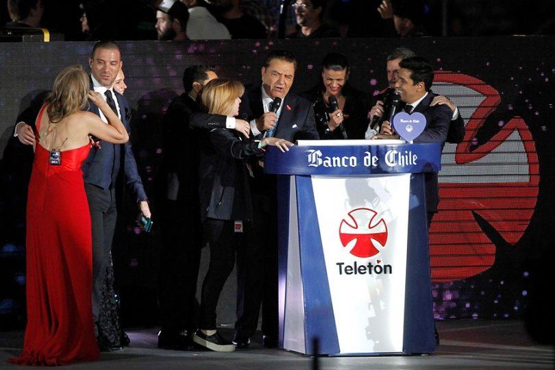 Cómputo final: chilenos aportaron el 74% de las donaciones de la Teletón 2018