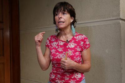 """Cristina Girardi respalda a contralor: """"No es misoginia, es un caso de encubrimiento"""""""