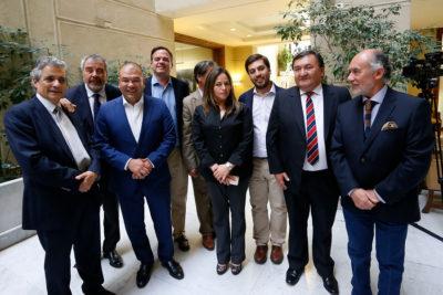 Diputados DC anuncian su respaldo a la movilización de la ANEF