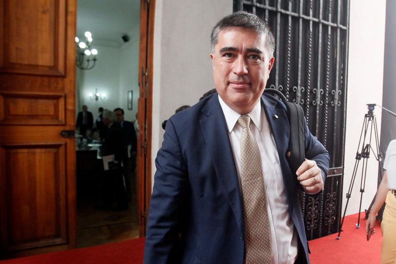 Mario Desbordes se pone detrás de J.A. Kast y compromete apoyo si gana primarias de Chile Vamos