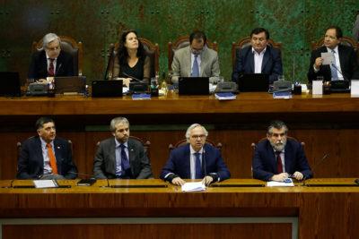 Cámara ya conoció decreto de retiro de Soto: sólo falta la Contraloría