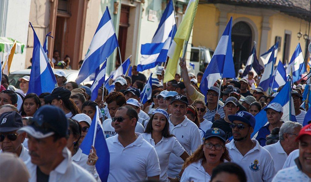 Michelle Bachelet expresa preocupación e insta al diálogo por crisis de DD.HH. en Nicaragua