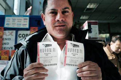 ¿Qué está esperando el ganador de los $1.586 millones de dólares?