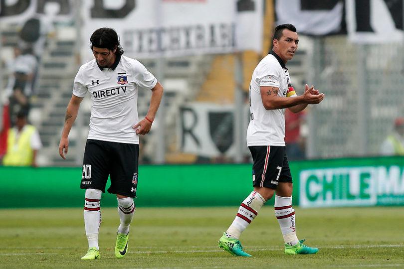 """Esteban Paredes aseguró que Jaime Valdés """"no se va todavía"""" de Colo Colo"""