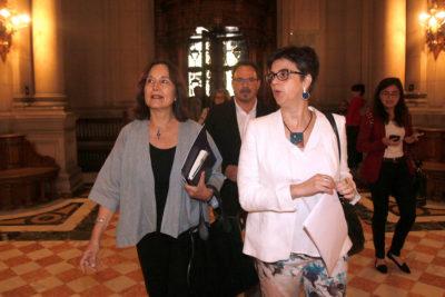Exministros de Bachelet ingresan documento al TC por objeción de conciencia